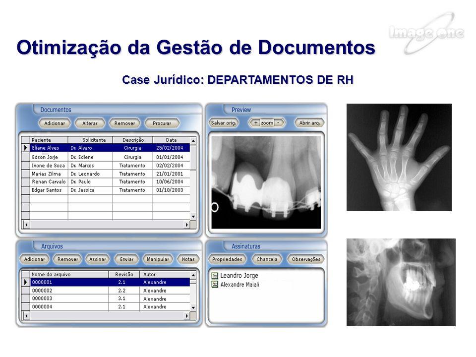 Otimização da Gestão de Documentos Case Jurídico: DEPARTAMENTOS DE RH