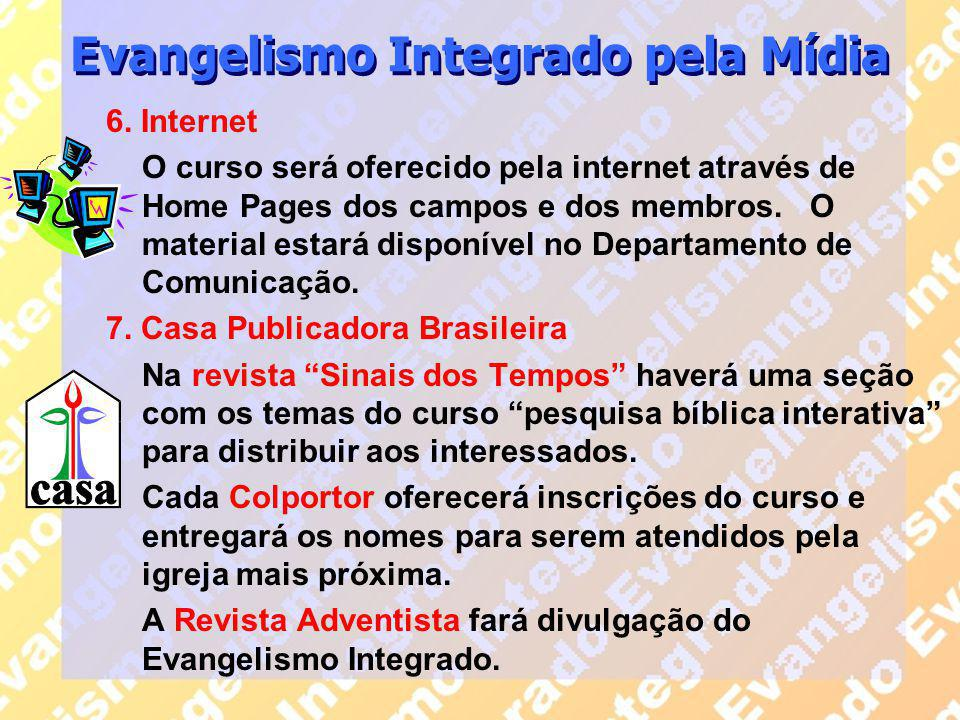 Evangelismo Integrado pela Mídia