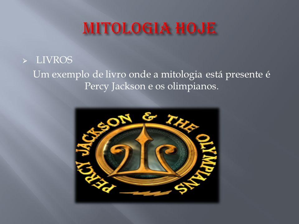 MITOLOGIA HOJE LIVROS.