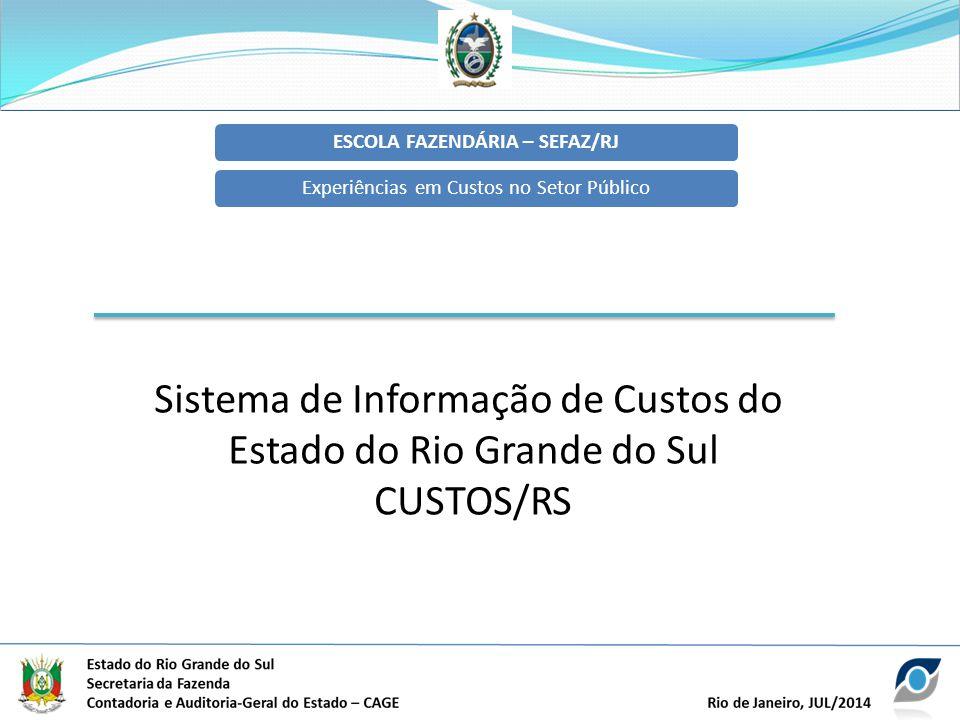 ESCOLA FAZENDÁRIA – SEFAZ/RJ