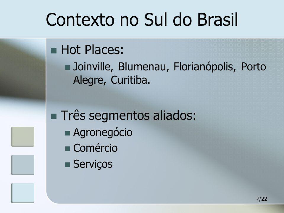 Contexto no Sul do Brasil