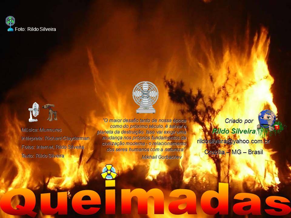 Queimadas Rildo Silveira Criado por rildosilveira@yahoo.com.br