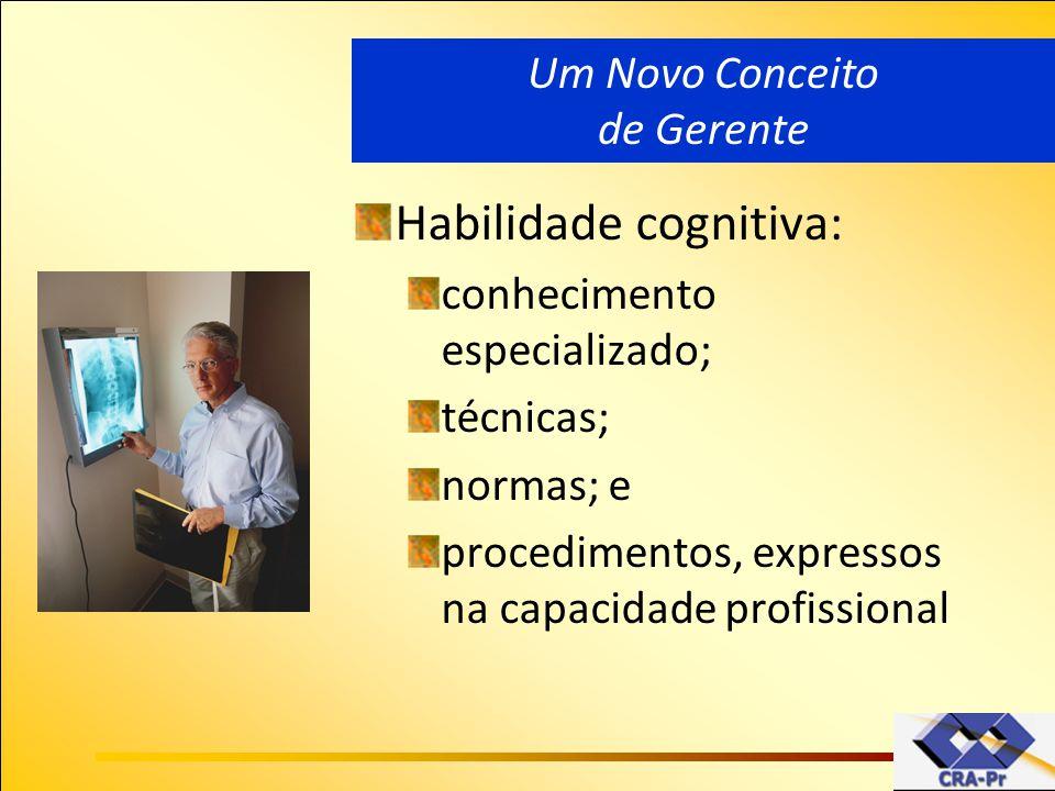 Habilidade cognitiva: