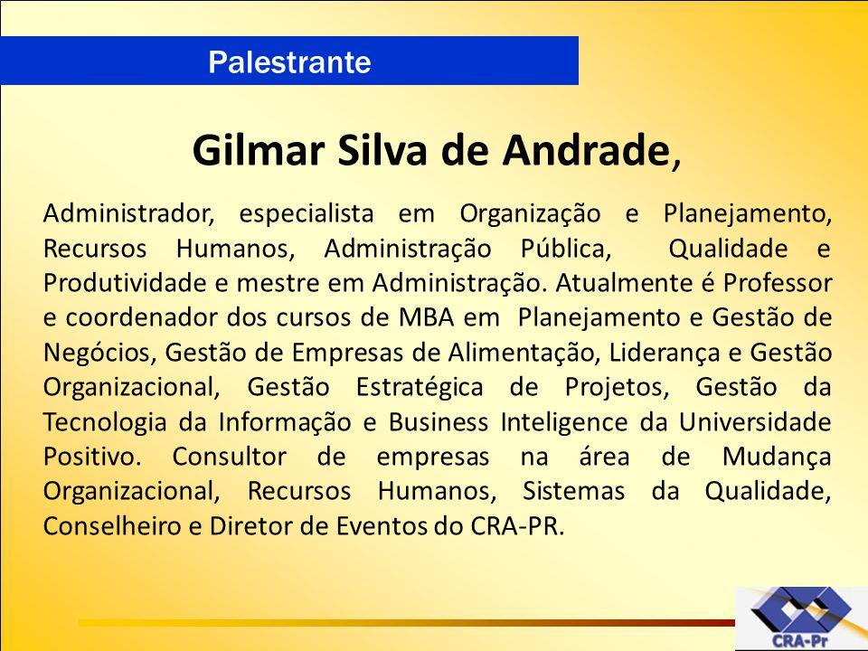 Gilmar Silva de Andrade,