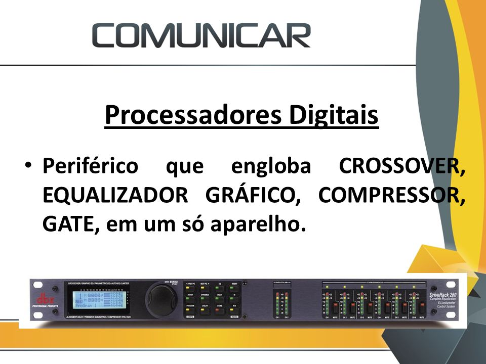 Processadores Digitais