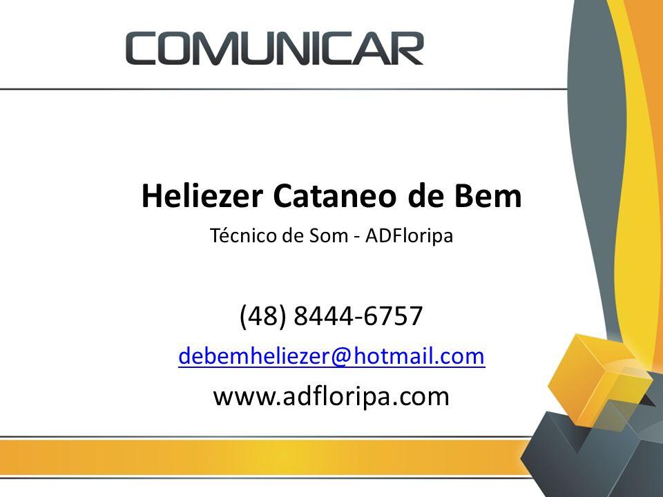 Heliezer Cataneo de Bem