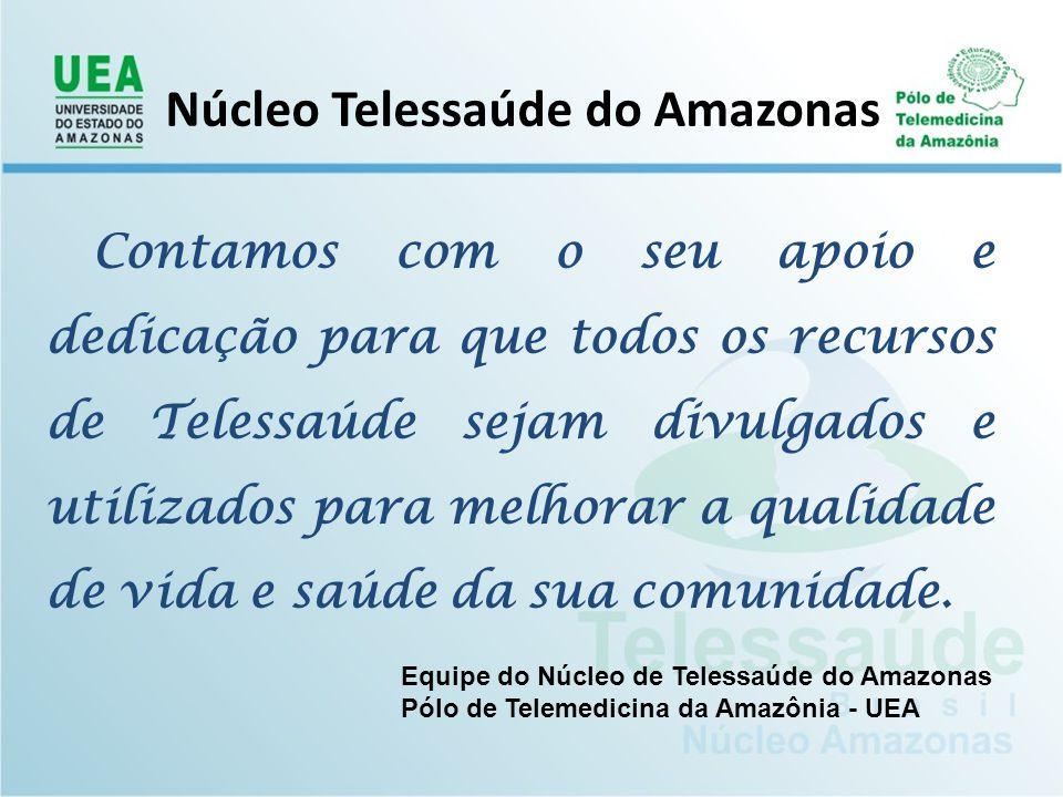 Núcleo Telessaúde do Amazonas
