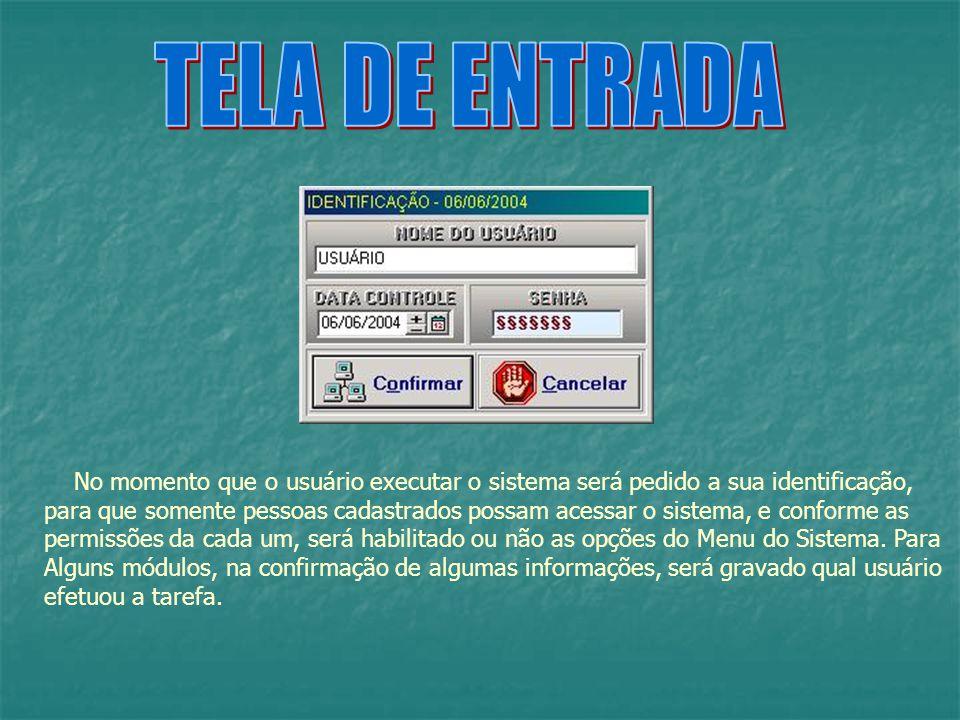 TELA DE ENTRADA