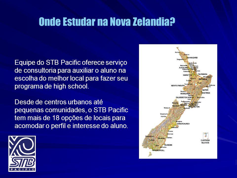 Onde Estudar na Nova Zelandia