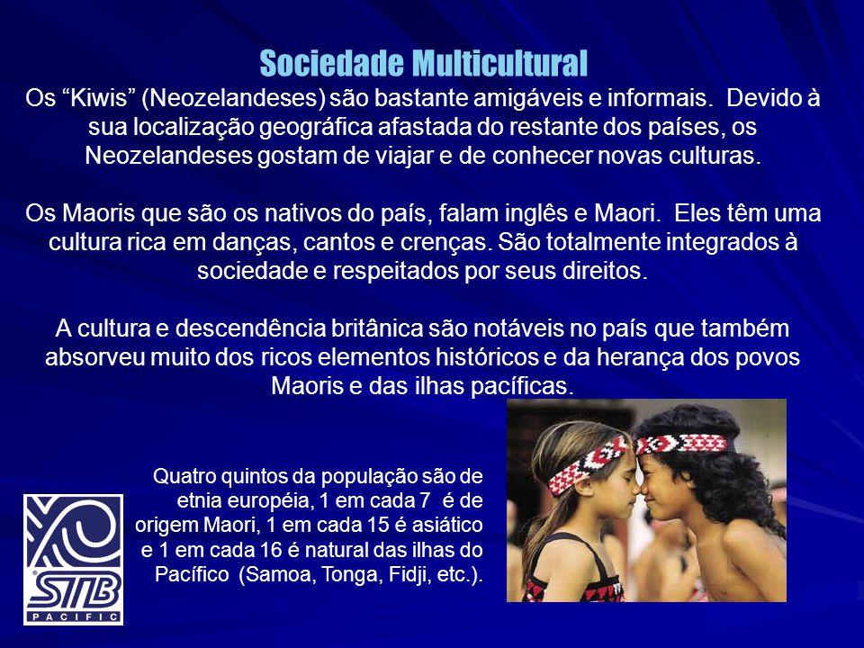 Sociedade Multicultural