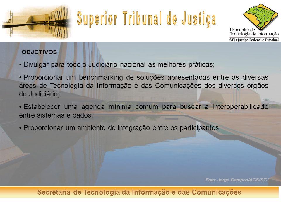 Divulgar para todo o Judiciário nacional as melhores práticas;