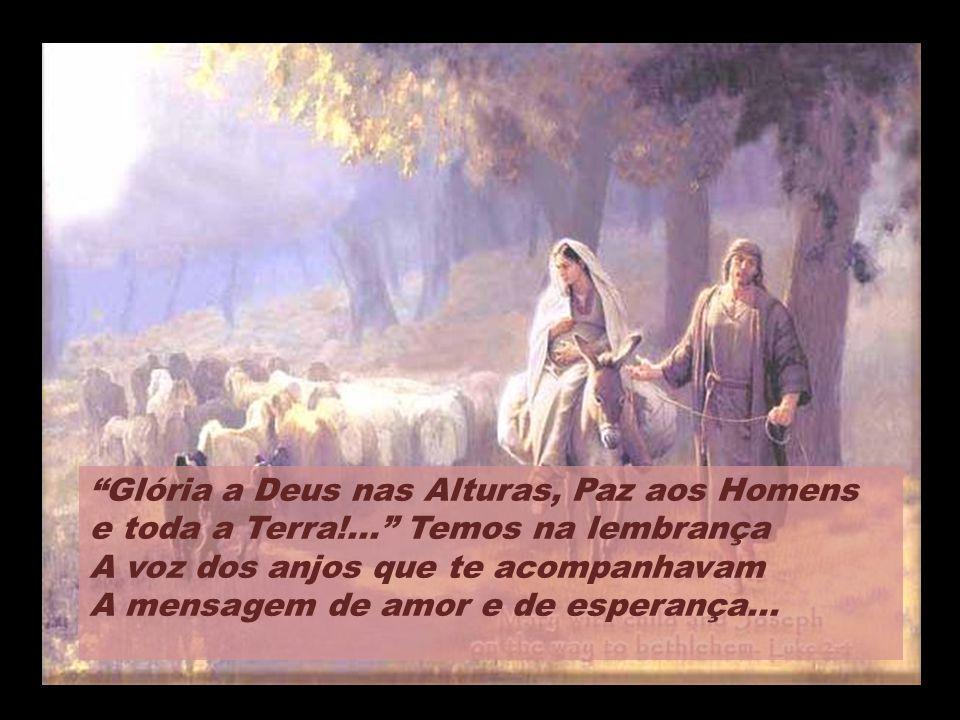 Glória a Deus nas Alturas, Paz aos Homens