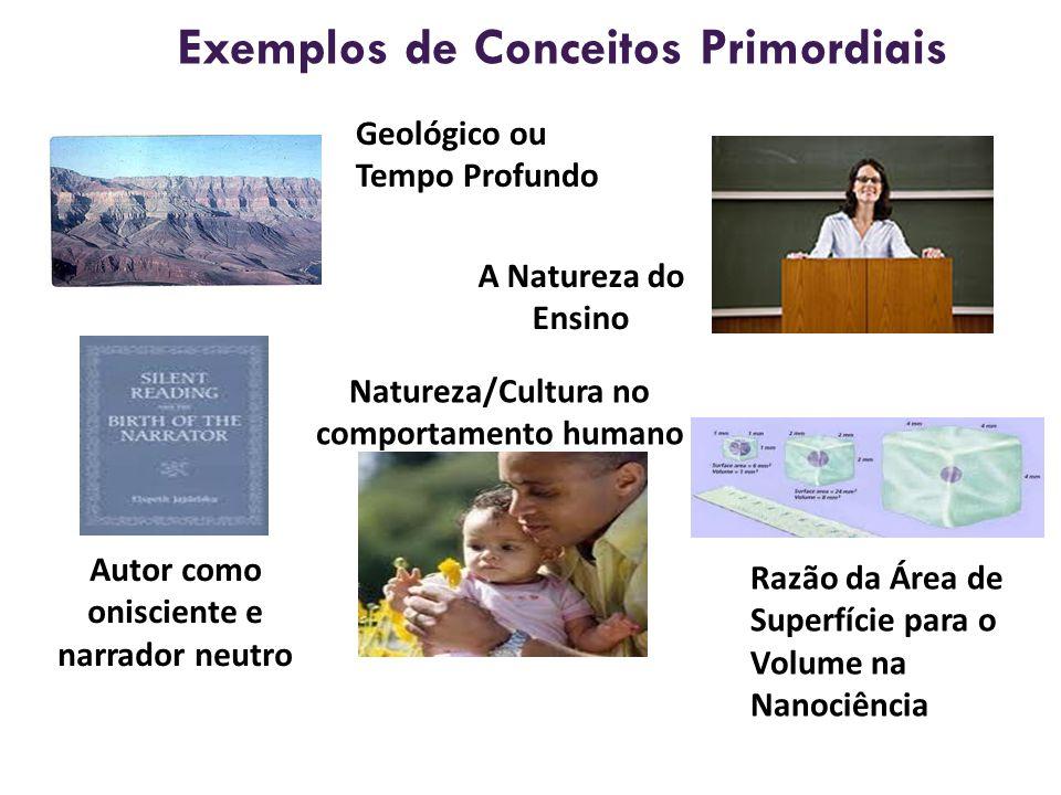 Exemplos de Conceitos Primordiais