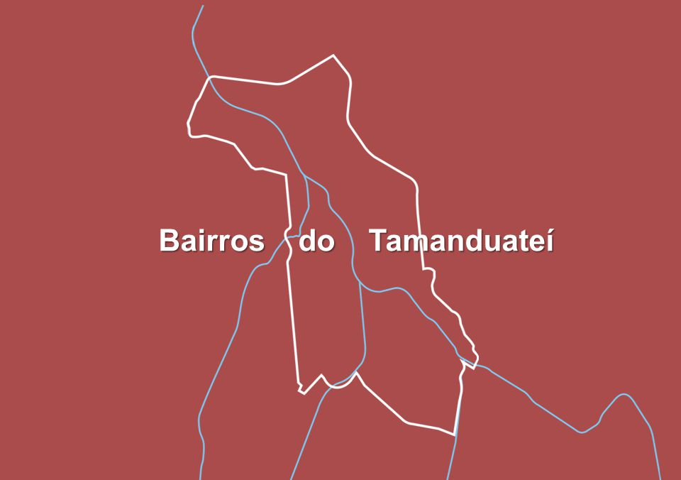 Bairros do Tamanduateí