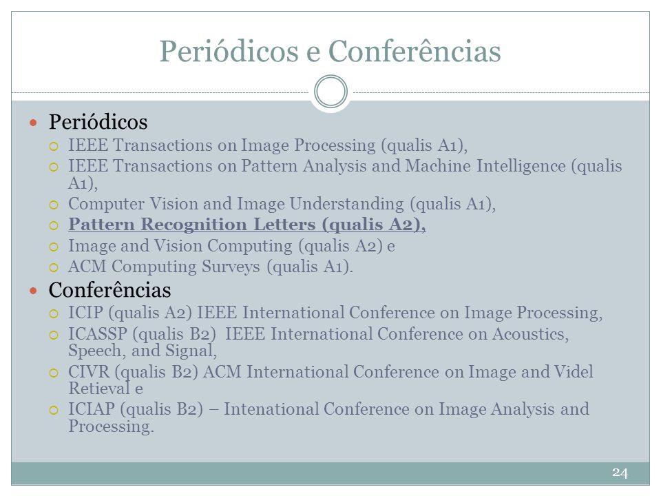 Periódicos e Conferências