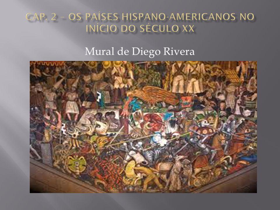 CAP. 2 – Os países hispano-americanos no início do século XX