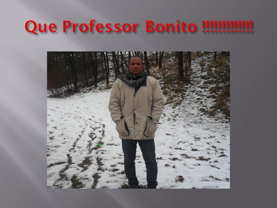 Que Professor Bonito !!!!!!!!!!!!!