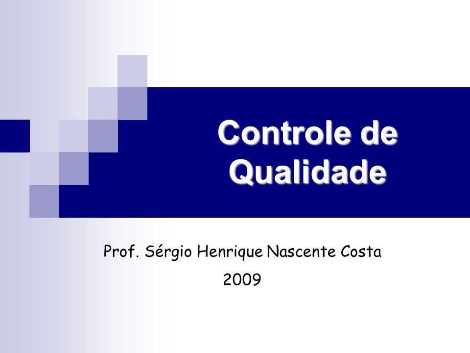 Prof. Sérgio Henrique Nascente Costa