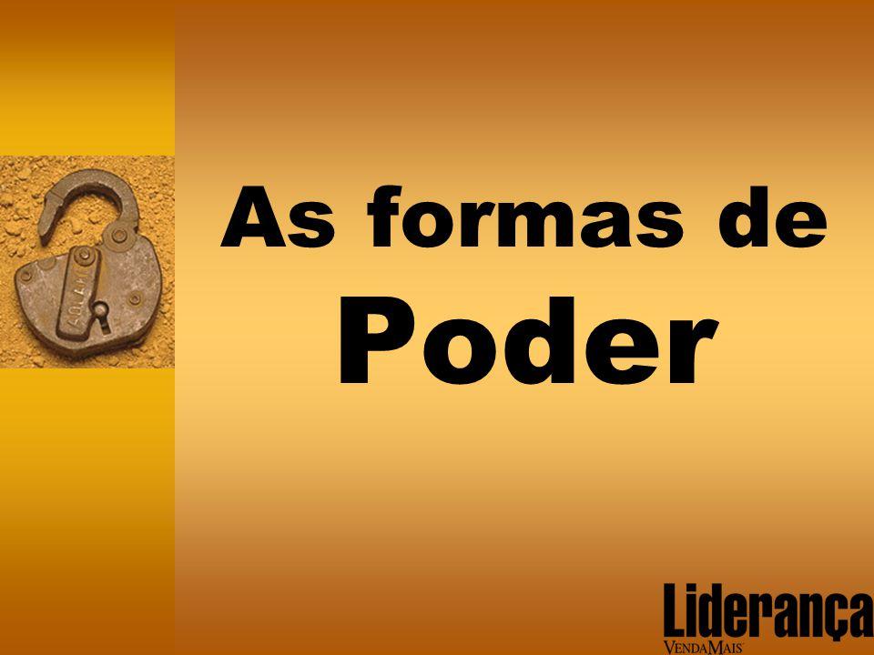 As formas de Poder
