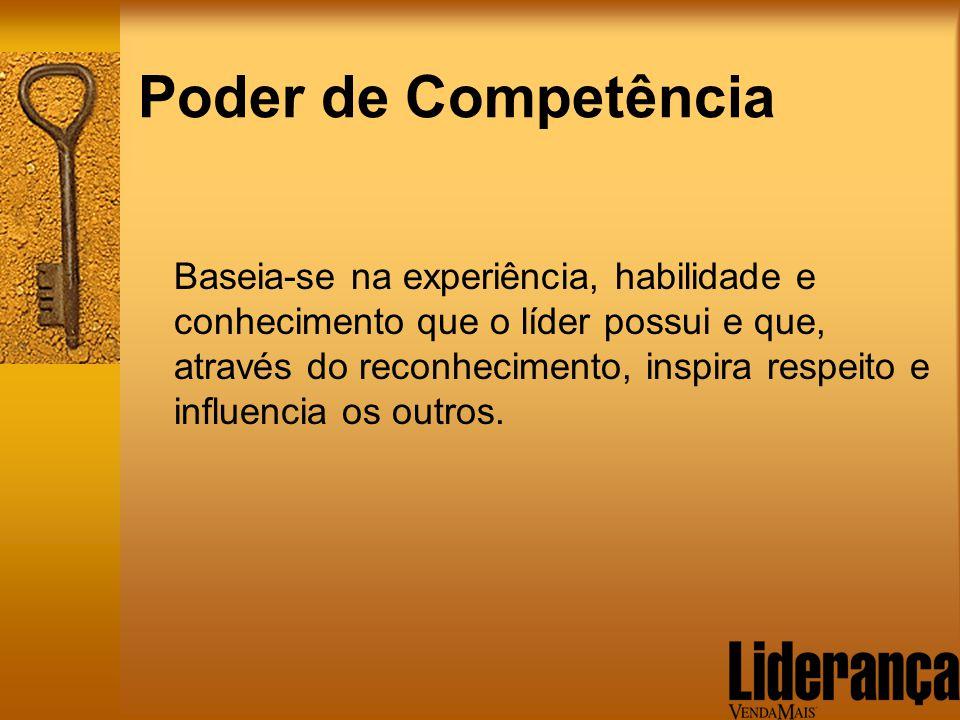 Poder de Competência