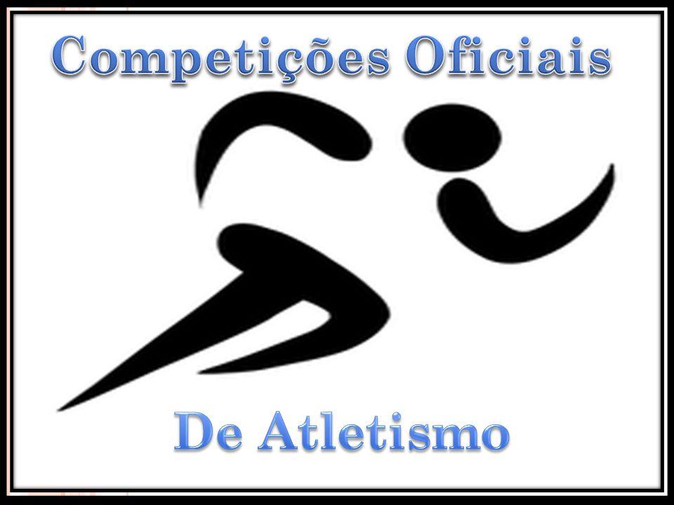 Competições Oficiais De Atletismo