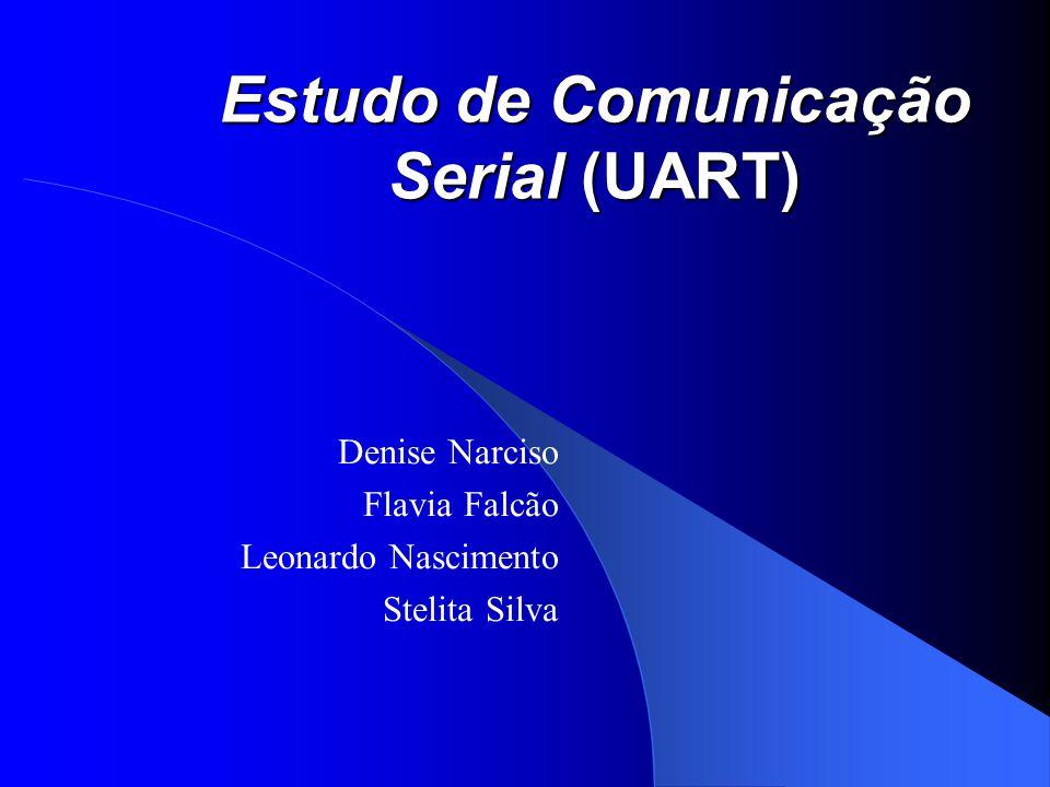 Estudo de Comunicação Serial (UART)