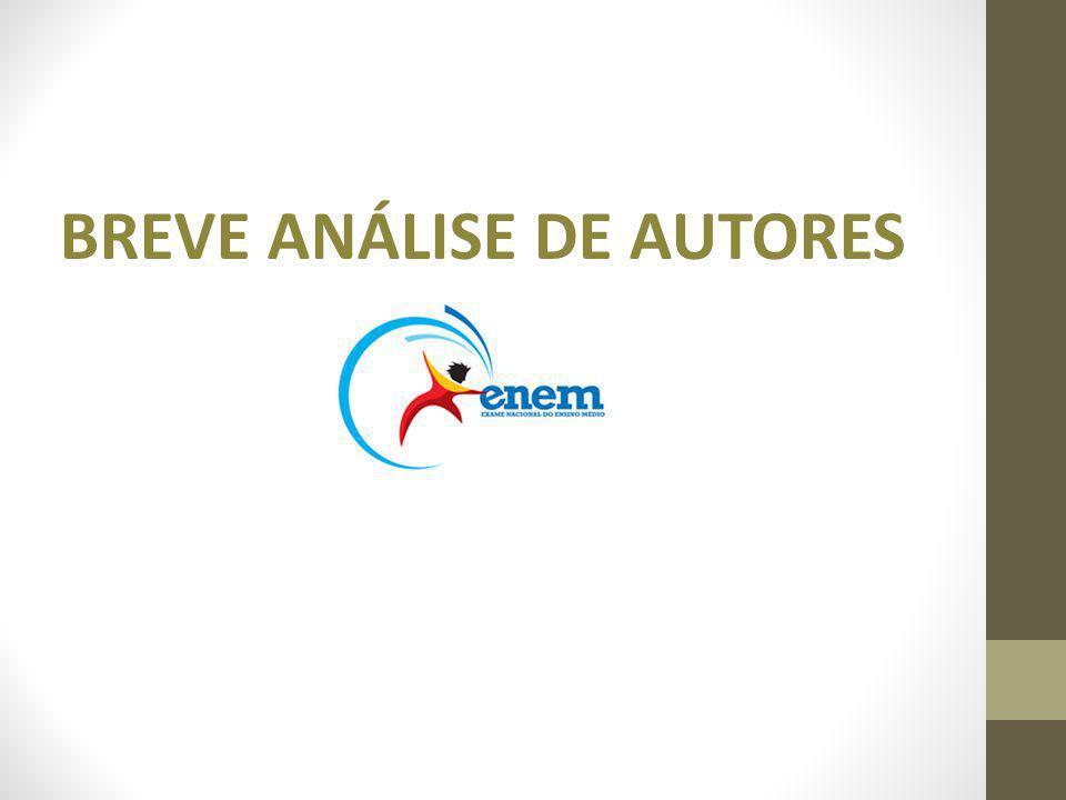 BREVE ANÁLISE DE AUTORES