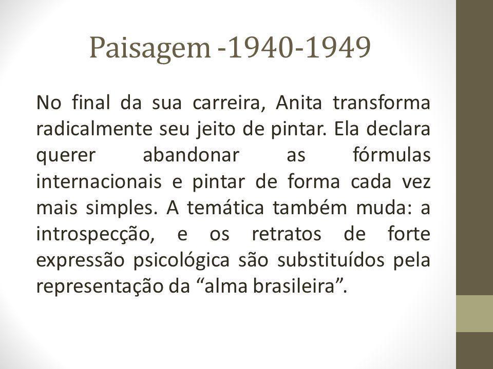 Paisagem -1940-1949