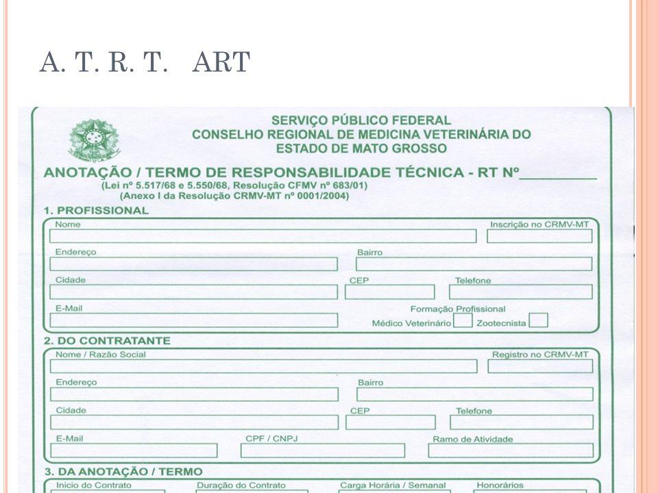 A. T. R. T. ART