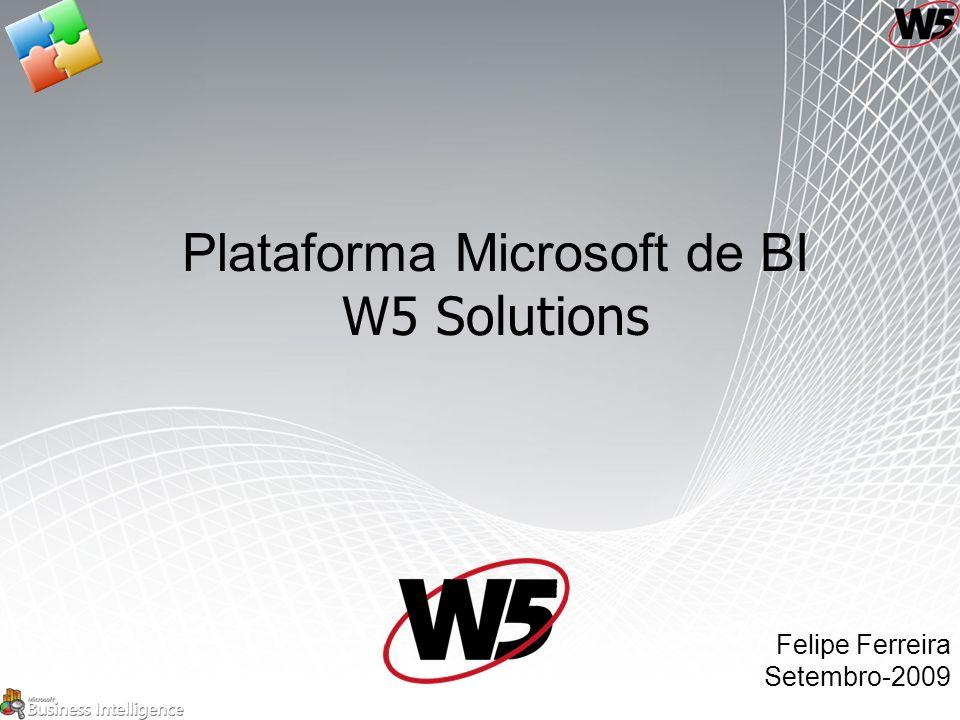 Plataforma Microsoft de BI