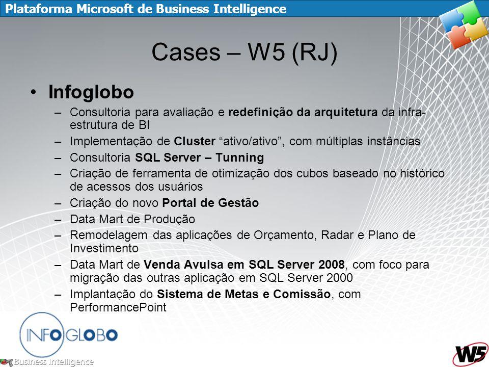 Cases – W5 (RJ) Infoglobo