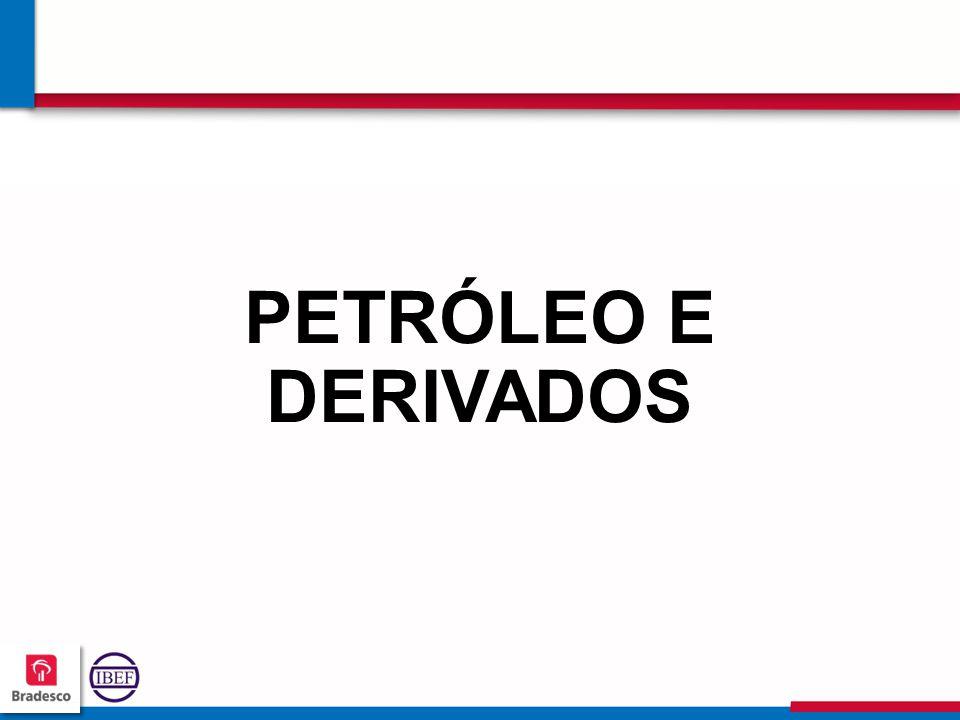 PETRÓLEO E DERIVADOS