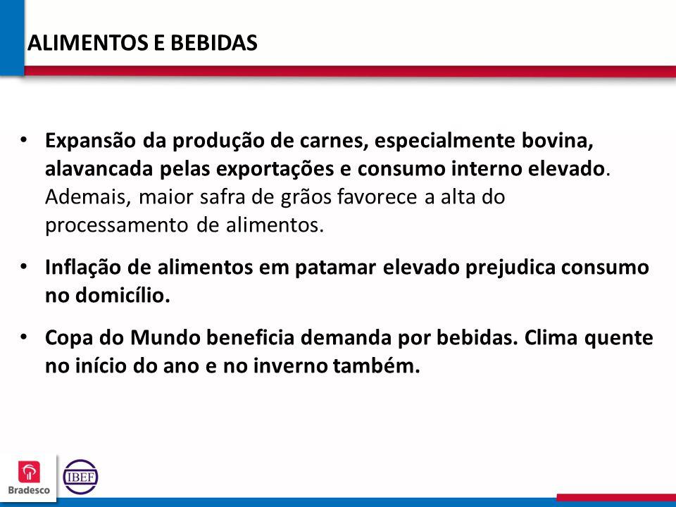 ALIMENTOS E BEBIDAS