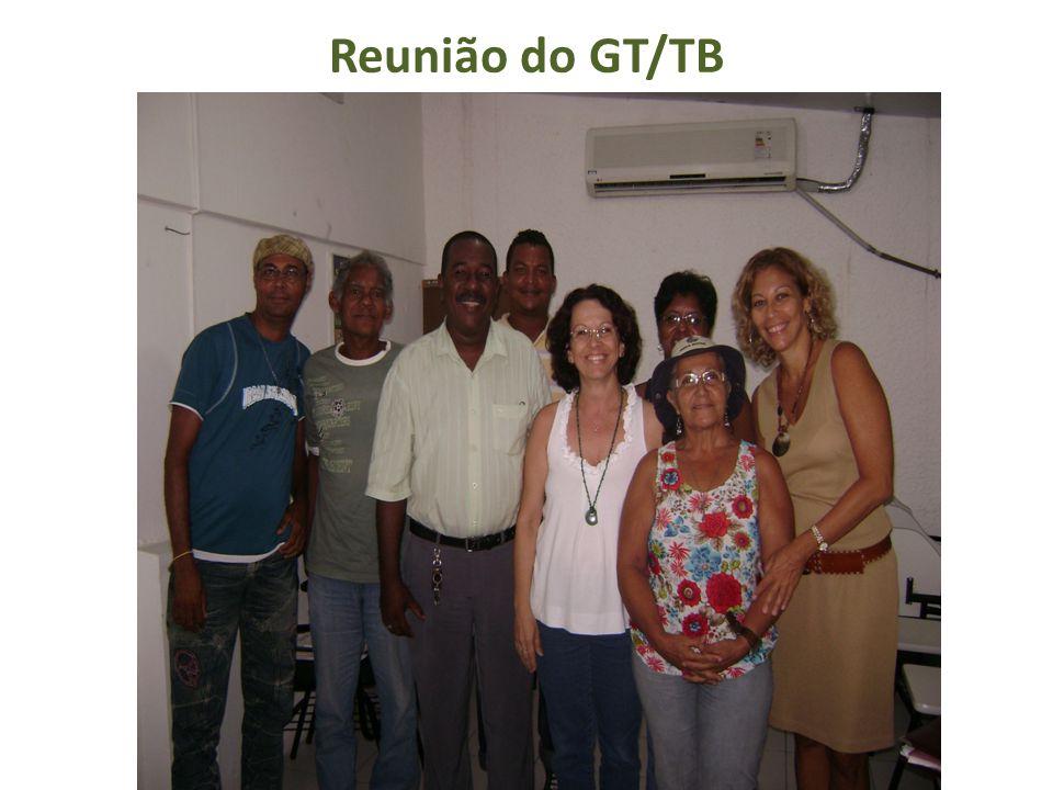 Reunião do GT/TB