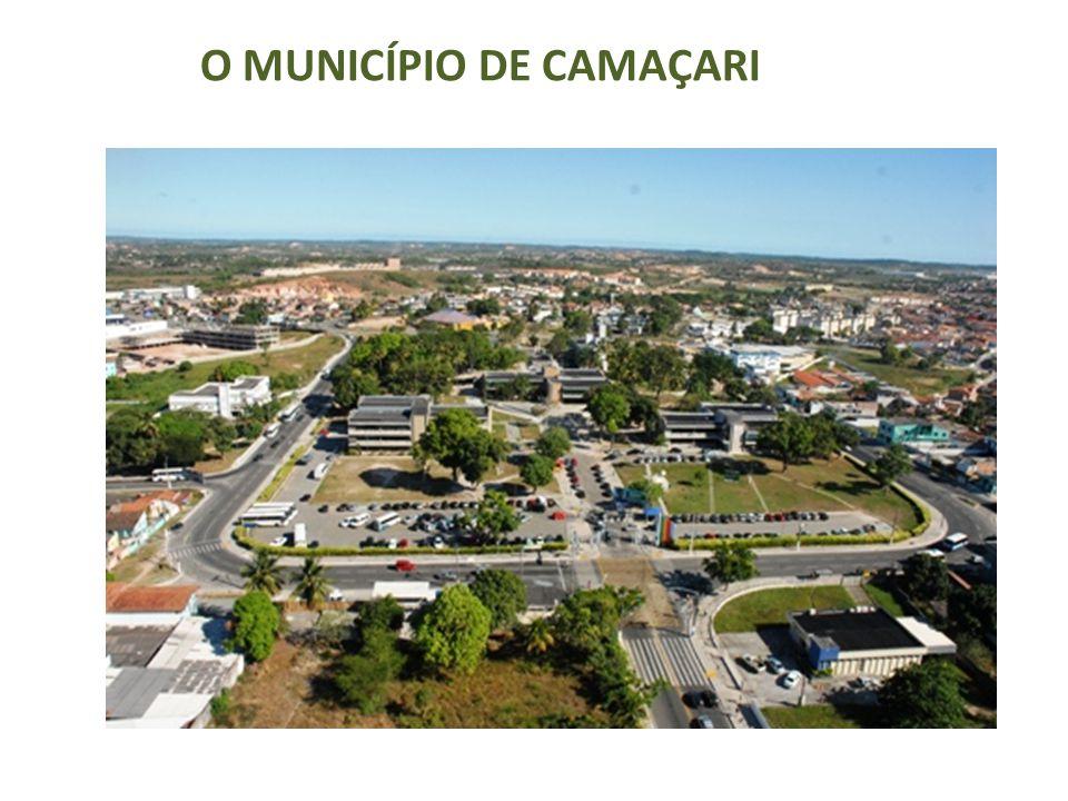 O MUNICÍPIO DE CAMAÇARI