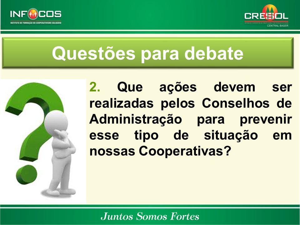 Questões para debate 2.