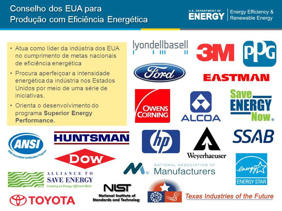 Conselho dos EUA para Produção com Eficiência Energética