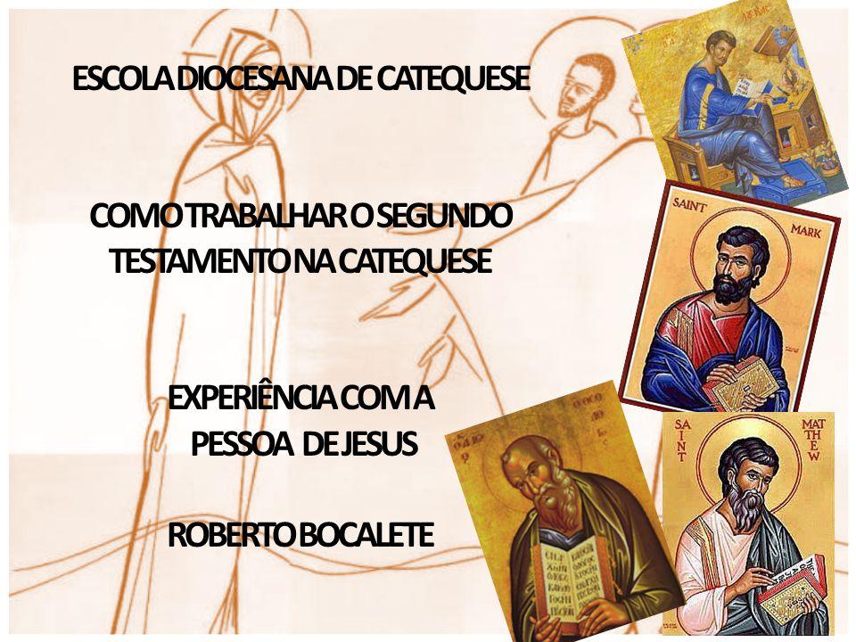 ESCOLA DIOCESANA DE CATEQUESE