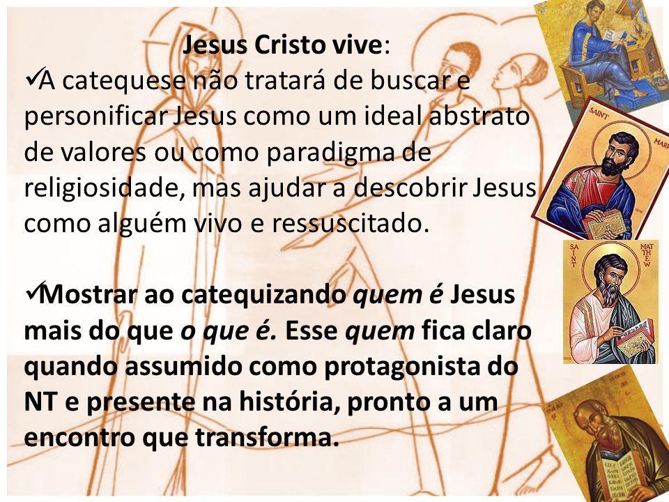 Jesus Cristo vive: