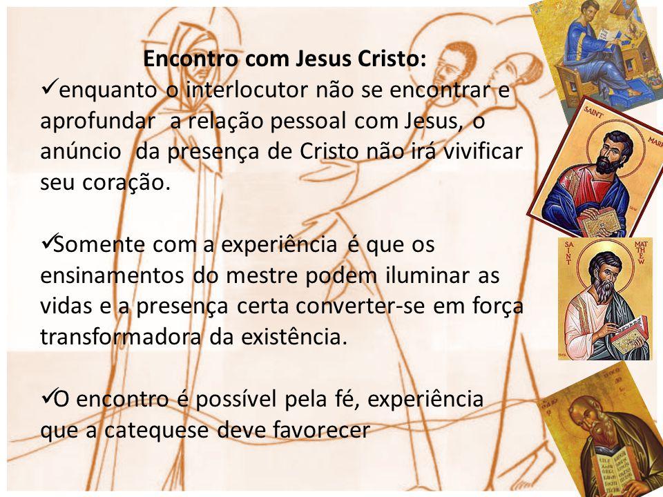 Encontro com Jesus Cristo: