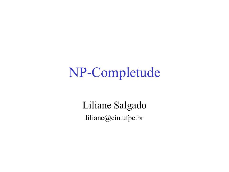 Liliane Salgado liliane@cin.ufpe.br