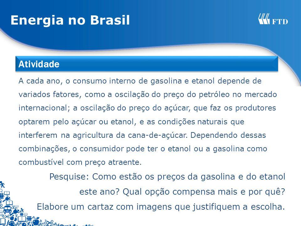 Energia no Brasil Atividade