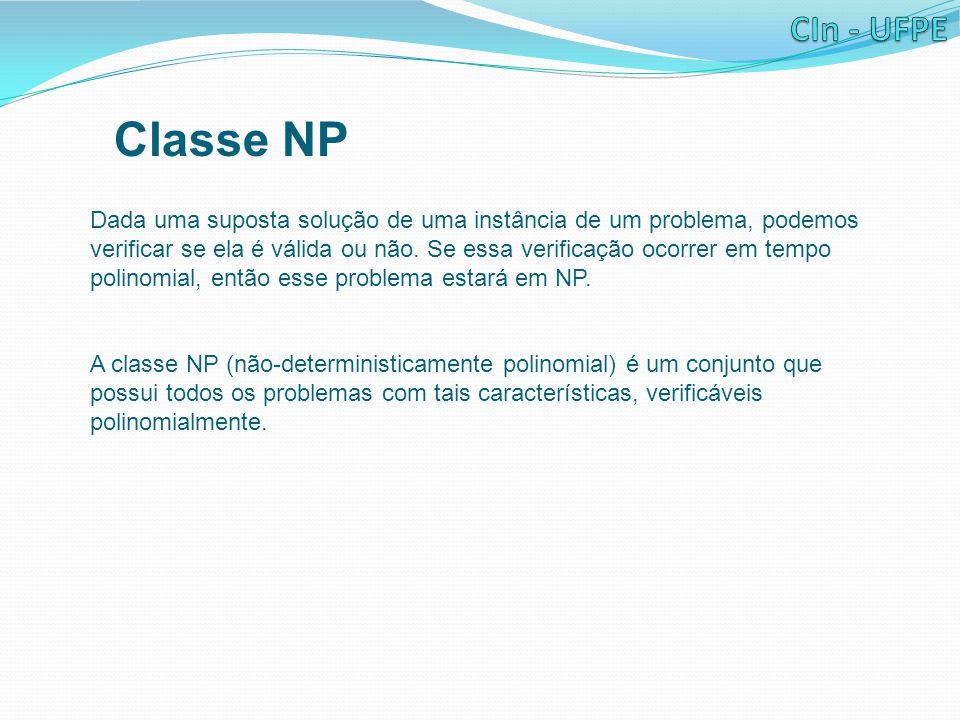 Classe NP