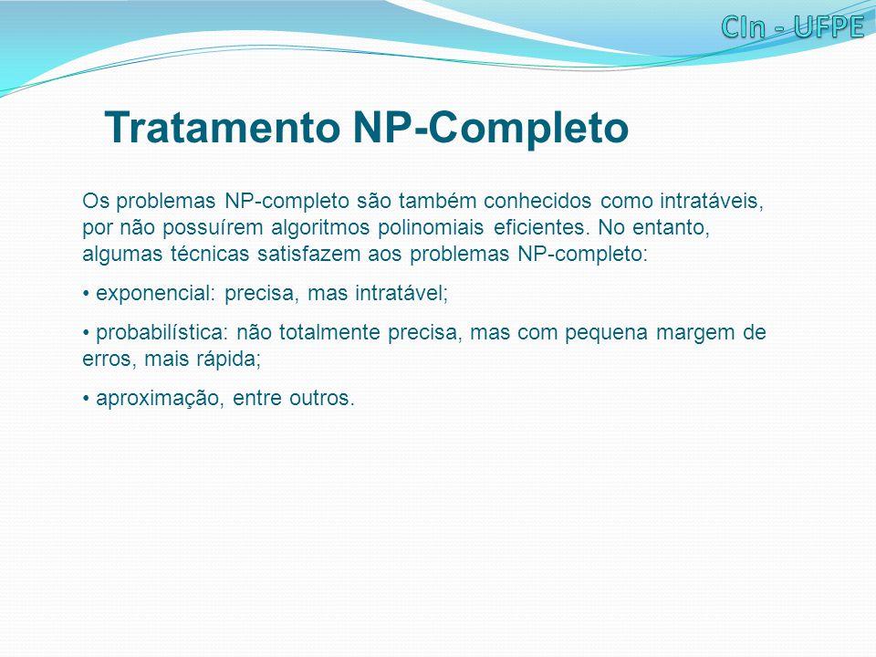 Tratamento NP-Completo