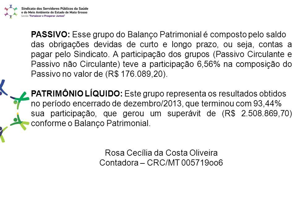 Rosa Cecília da Costa Oliveira