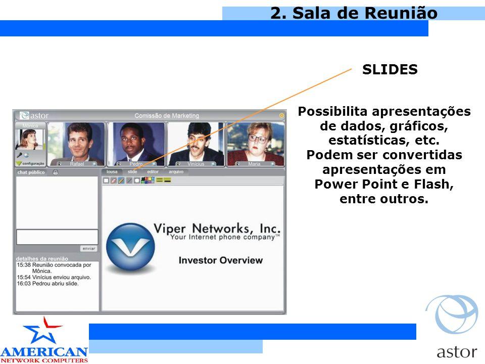 2. Sala de Reunião SLIDES.