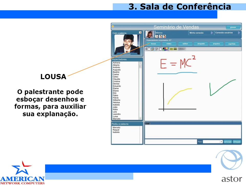 LOUSA 3. Sala de Conferência