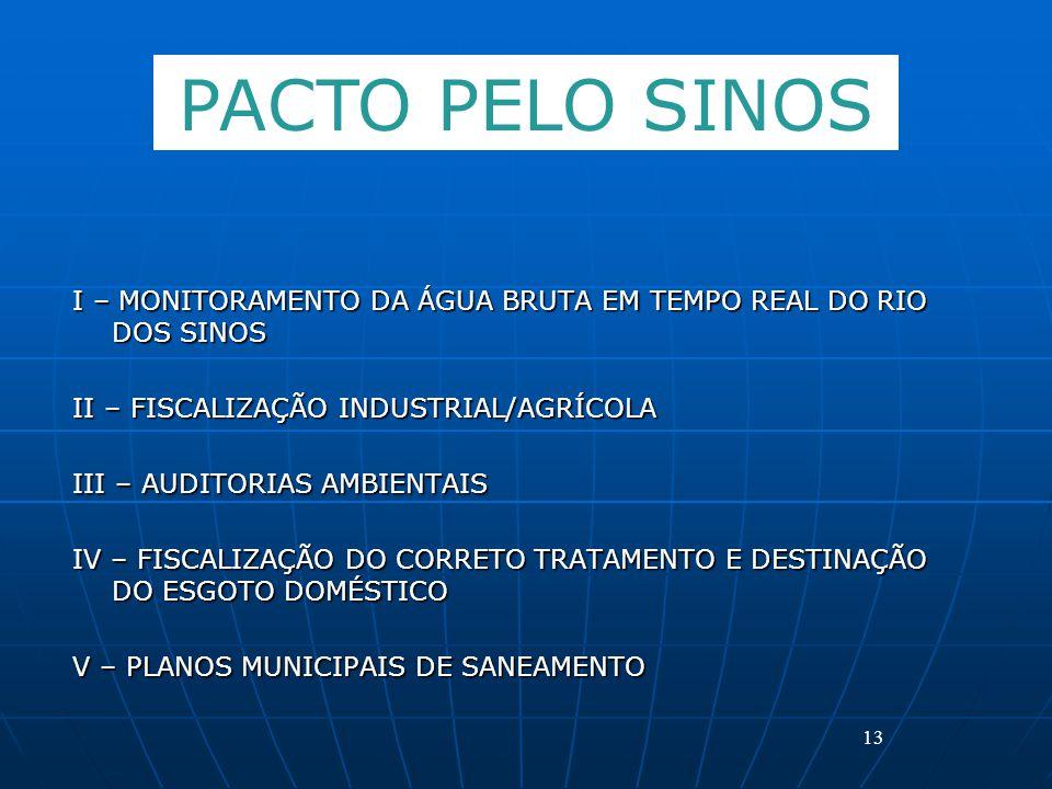 PACTO PELO SINOS