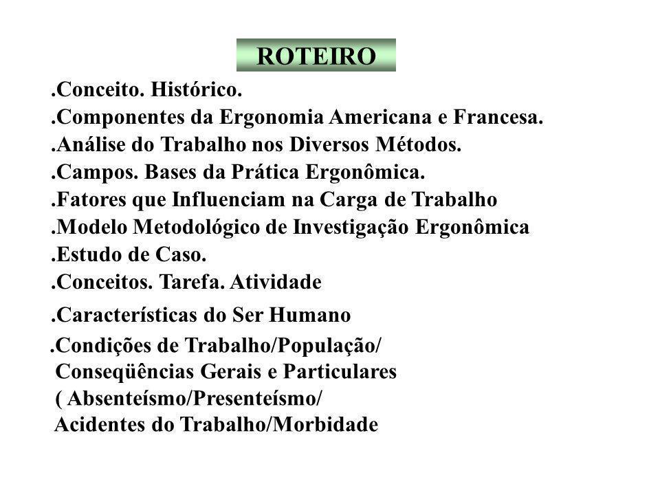 ROTEIRO .Conceito. Histórico.