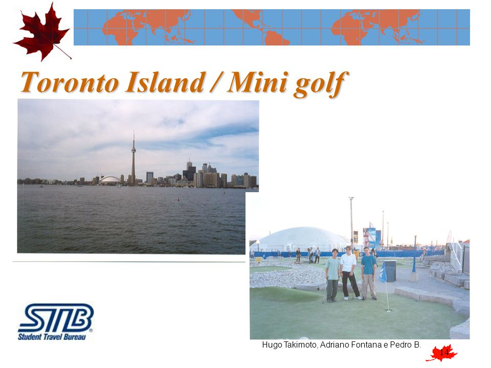 Toronto Island / Mini golf